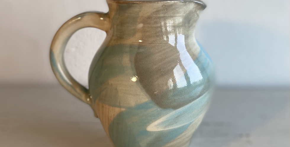 Hand Crafted Jug by Charlie Godfrey