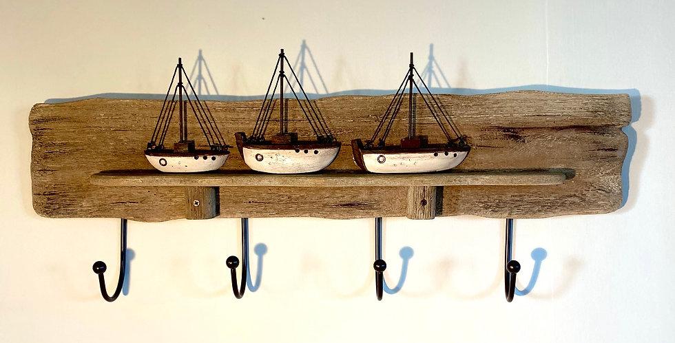 Sailboat Coat Hooks