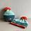 Thumbnail: Forest Tang Bobble Hat