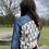 Thumbnail: Customised Vintage Firetrap denim jacket