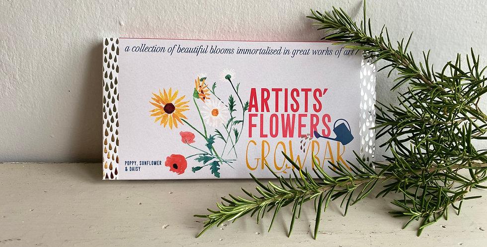Artists' Flowers Growbar