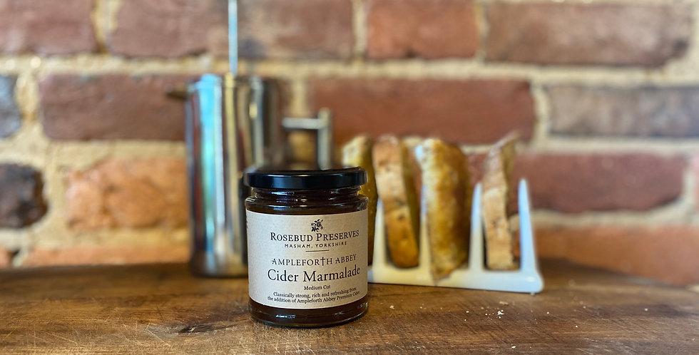 Ampleforth Cider Marmalade