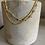 Thumbnail: Azuni two strand bracelet with turquoise charm