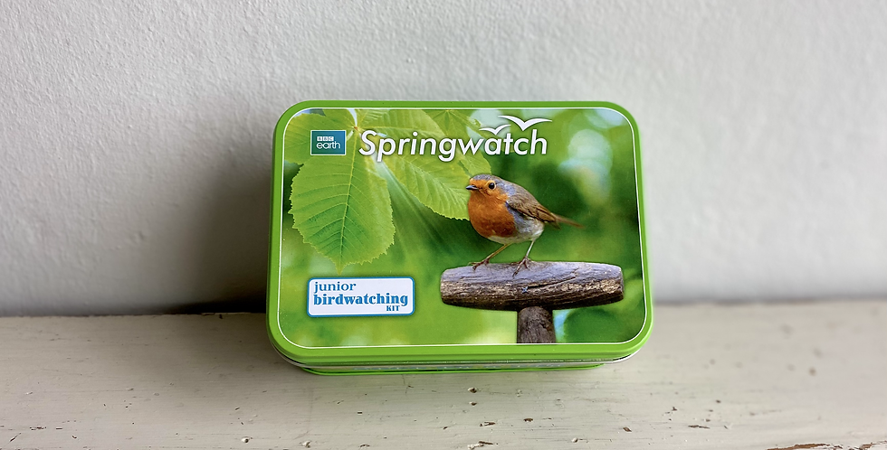 Springwatch Junior Birdwatching Kit