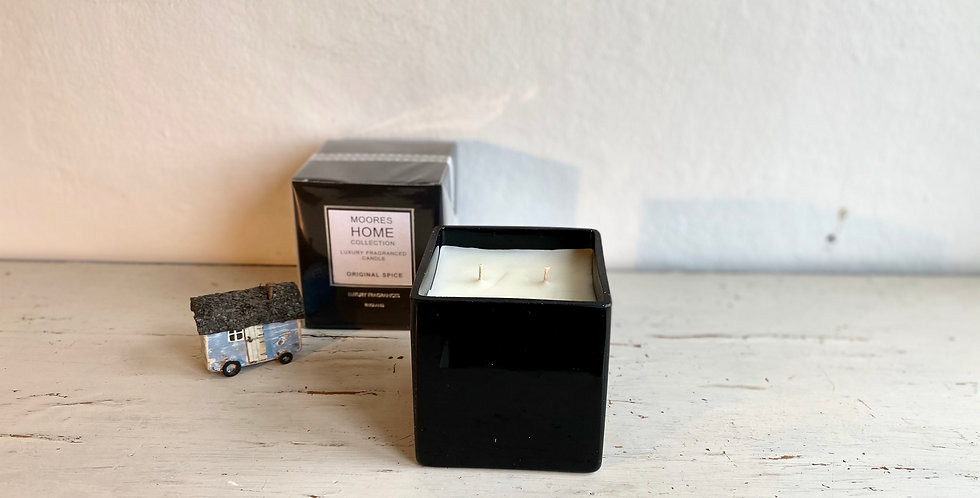 Hand Poured Original Spice Luxury Candle