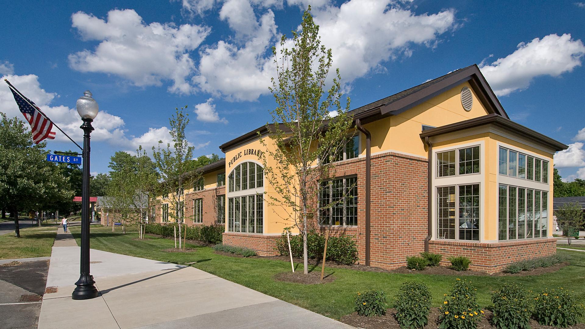 Doylestown Branch Wayne County Public Library