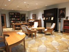 Houston TX TMC Library Rare Bk Rm .JPG