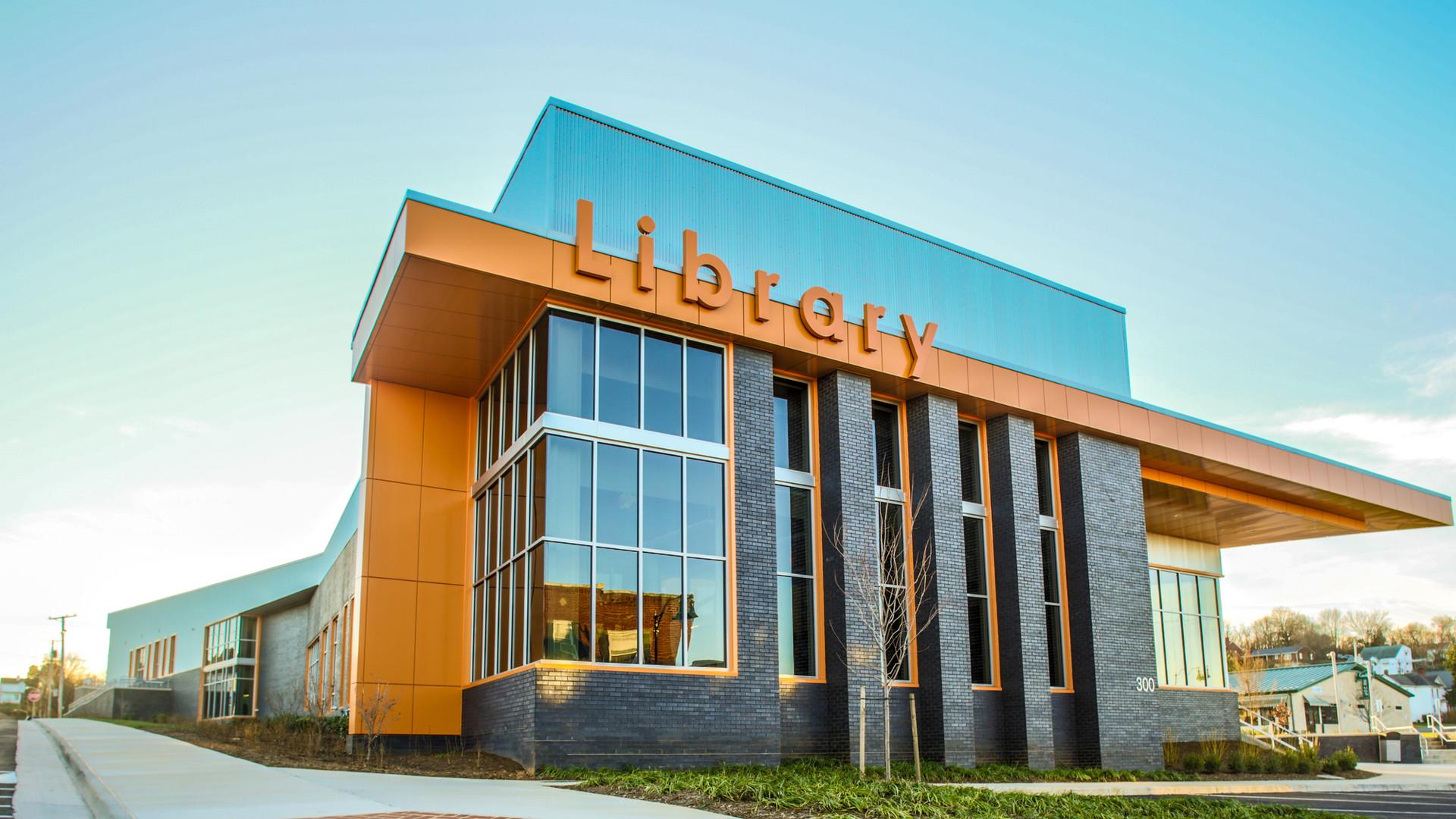 Vinton Branch Library Roanoke County Public Library