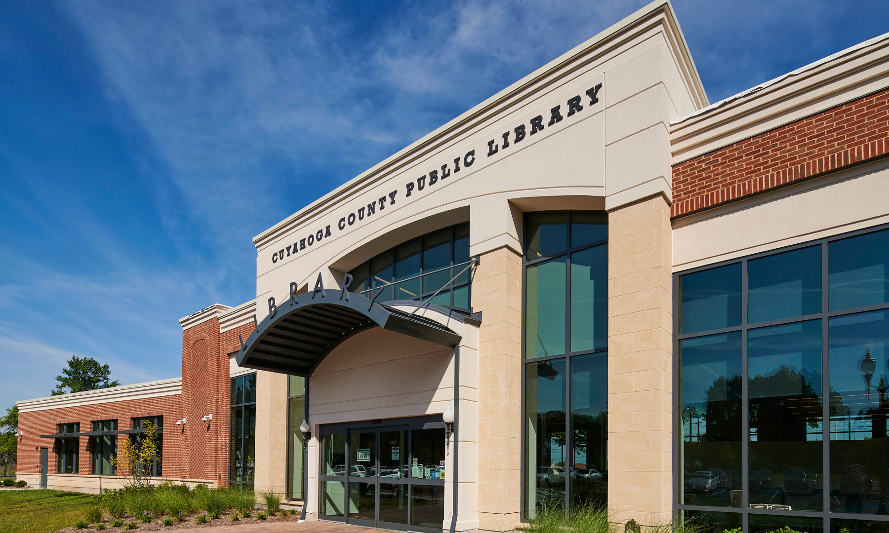 Middleburg Heights Branch Cuyahoga County Public Library