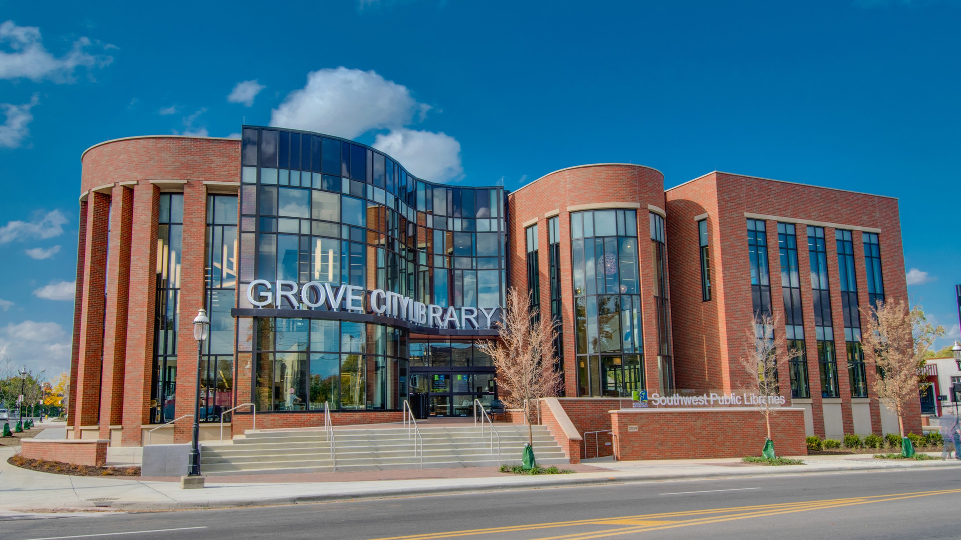 Grove City Library Southwest Public Library