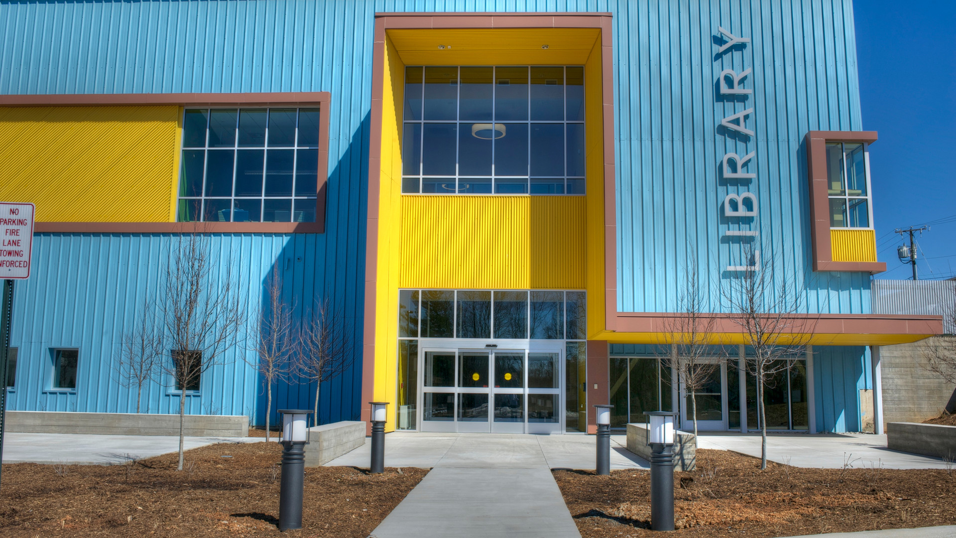 Northside Library Jefferson-Madison Regional Library