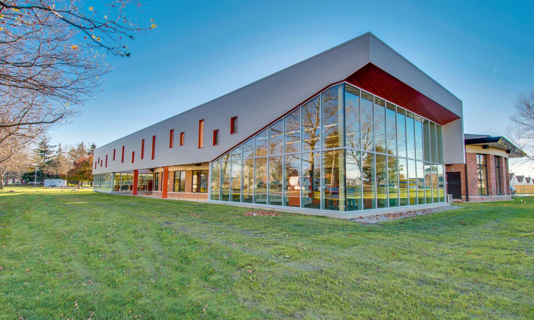 Oregon Branch Library Toledo Lucas County Public Library