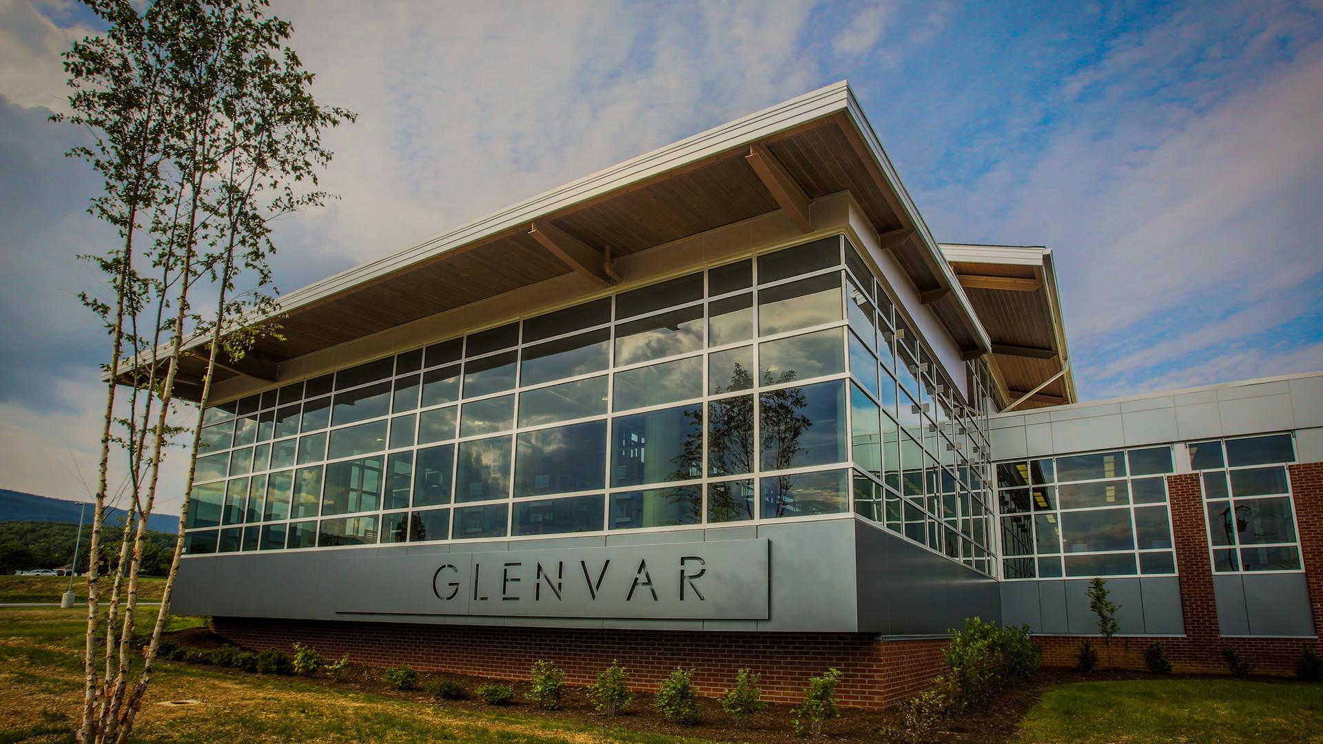 Glenvar Branch Library Roanoke County Public Library