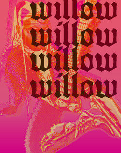 font willow 3