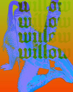 font willow 7