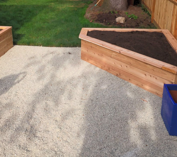 New Planters Ready for Growing!