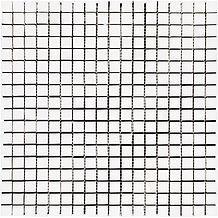 "5/8"" x 5/8"" Bianco Dolomite Mosaic"