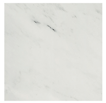 "Eastern White 12"" x 12"" Marble Tile"