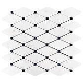 Bianco Carrara Long Octagon