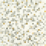 Calacatta Tight Joint Marble Mosaic