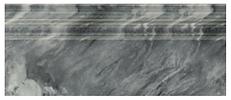"""Bardiglio 5"""" x 12"""" Marble Base Molding"""