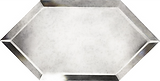 Silver-Stained-Mirror-Tile-Hexagon-Polis