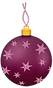 Transparent_Red_Christmas_Ball_with_Star