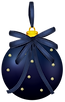 Dark_Blue_Christmas_Ball_PNG_Clipart_Pic