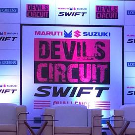 Devil's Circuit Swift Challenge
