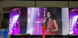 Usha Uthup concert , Bahrain