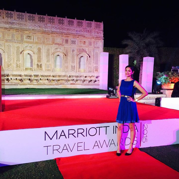 Marriot Travel awards