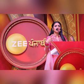 Launch of Zee Punjabi channel