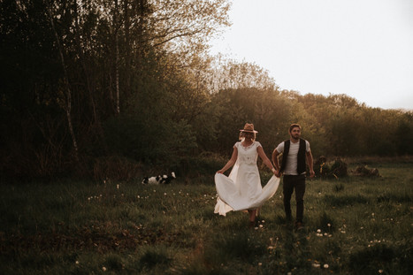 Les Maries Sauvages - Mariage Alternatif - Boho - Wild - Folk
