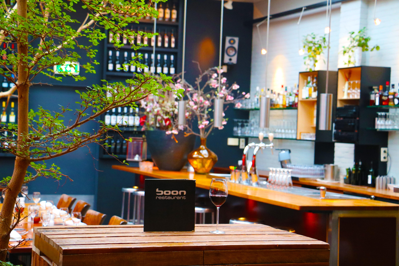 Van De Kaart - © Restaurant Boon