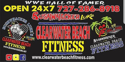 Clearwater Beach Fitness TV ad