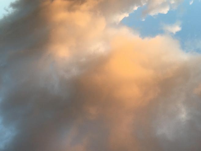 Clouds an Sky