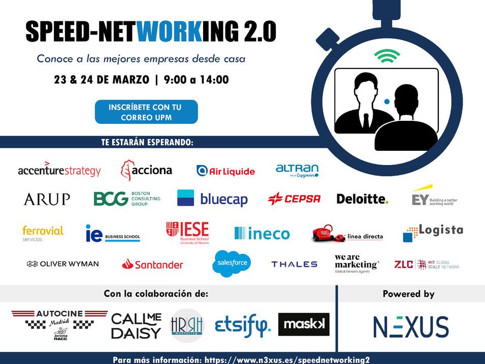 SpeedNetworking 2.0