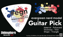 egnギターピック
