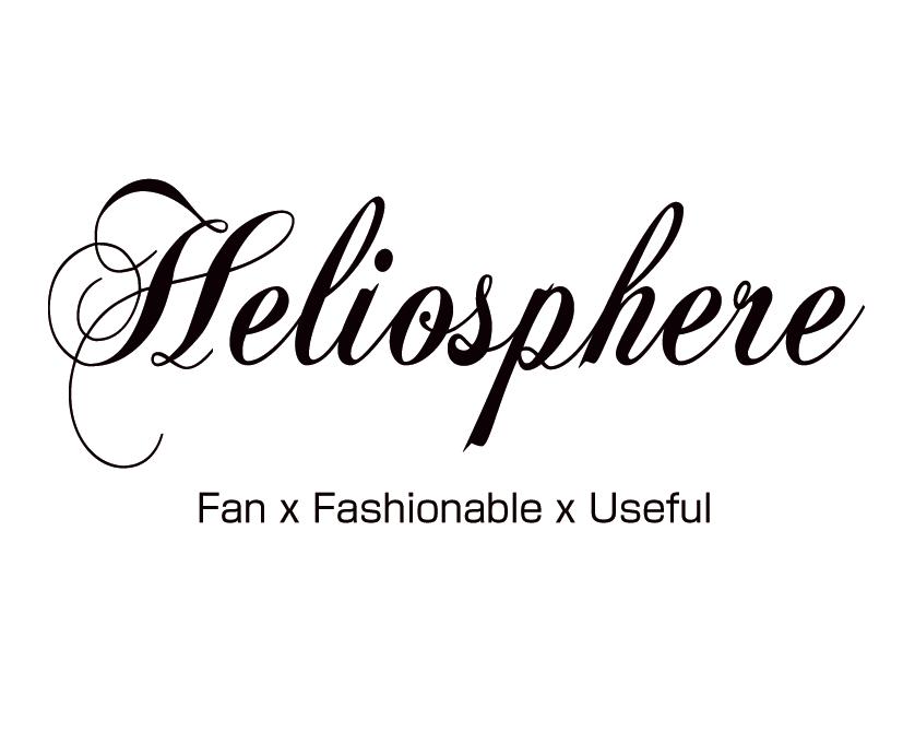 Heliosphereロゴステッカー