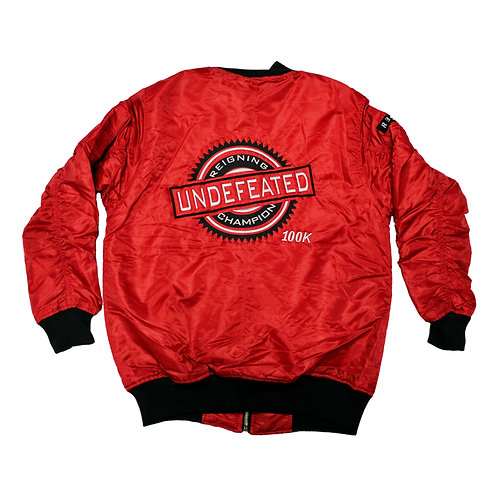 UNDEFEATED RED