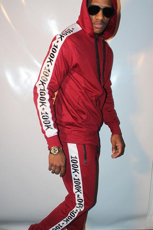 """100K """"Uptown"""" Tech Suit"""