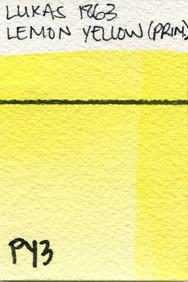 Lemon Yellow (Primary)
