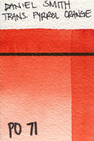 Transparent Pyrrol Orange (Old)