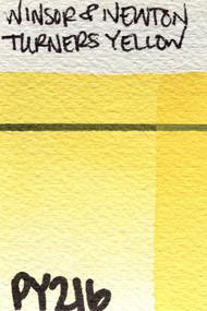 Turners Yellow