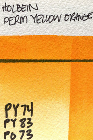 Permanent Yellow Orange