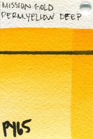 Permanent Yellow Deep