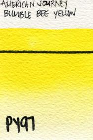 Bumble Bee Yellow