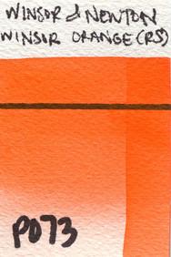 Winsor Orange Red Shade