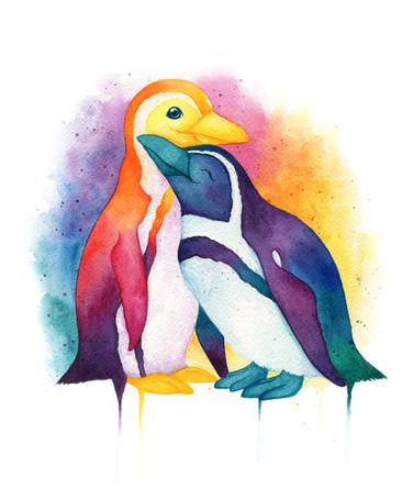 Pride Penguins Revisited