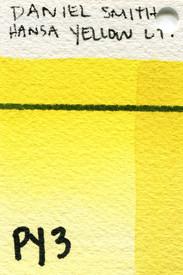 Hansa Yellow Light
